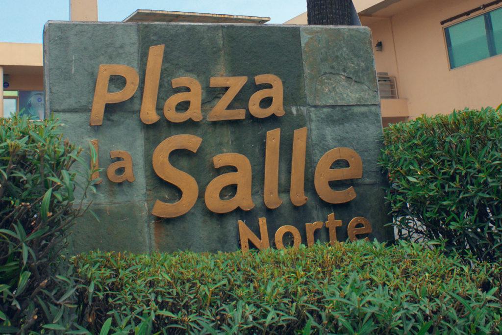 Plaza la Salle Norte